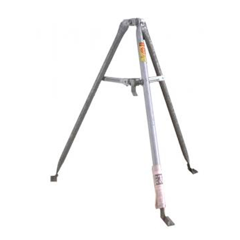 3-foot galvanized steel tripod